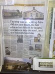 Newspaper article on Thomas Ashe