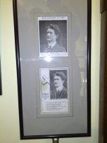 Thomas Ashe Remembrance Cards