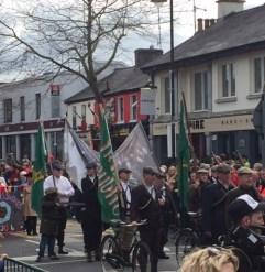 Fingal Old IRA, Swords 24th April 2016