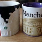 Two New Mugs for My Collection @starbucks