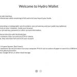Anatomy of Cryptophishing – Hydro Project