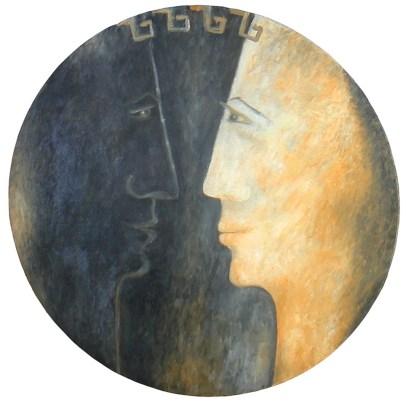 face en face artwork