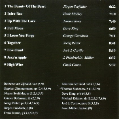 10 Jahre MuHo CD innen