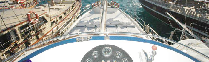 The best boat trips in Marmaris, Bodrum, Dalyan, Kos, Fetihe, Datca, Bozburun. English spoken!