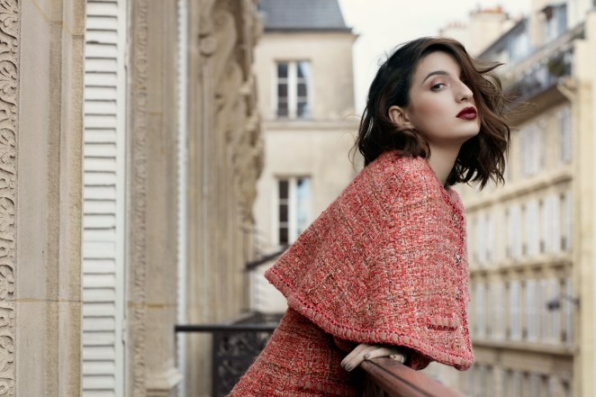 Maria Valverde's GLAMOUR photo shoot in Paris by RALPH MECKE for Sep'16 Issue