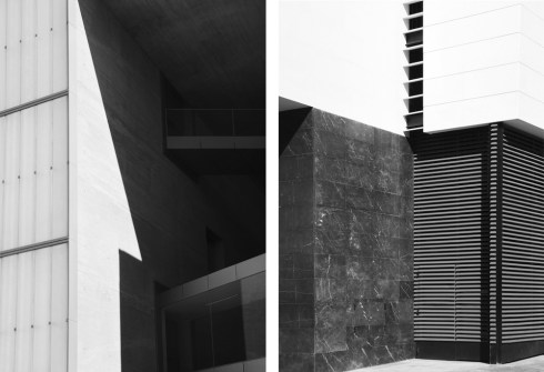 Spaces by ROBERTO BADIN