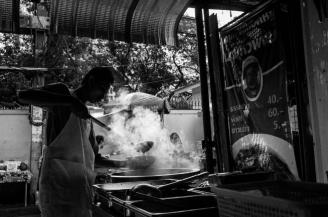 One night in Bangkok by TUUKKA KOSKI