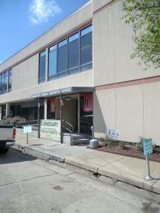 Exterior of Lafayette, Louisiana Sheriff's Office
