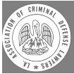 Logo Of Louisiana Association Of Criminal Defense Lawyers