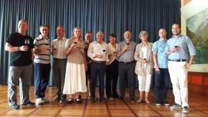 Grand Prix du Vin Suisse 2018: Diego Mathier en superstar