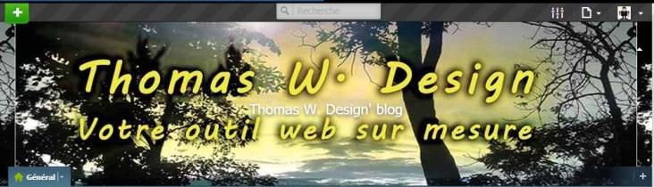 Mon Netvibes http://www.netvibes.com/thomaswdesign