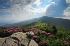 Les sublimes montagnes de Roan !