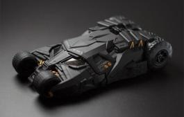 La coque Batmobile