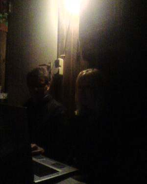 GRAUKO-Treffen im Dunkeln