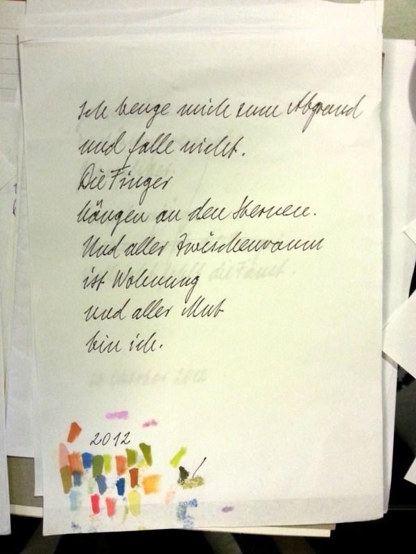 Ute Schlerath - Ich beuge mich - 2013-11-10 16.35.04