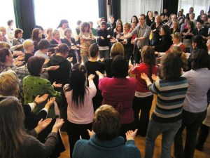 Palliativsymposium - Reigentanz