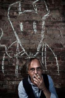 Art Spiegelman, fotografiert von Seth Kushner