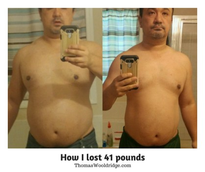 How I Lost 41 Pounds – My Weight loss Journey