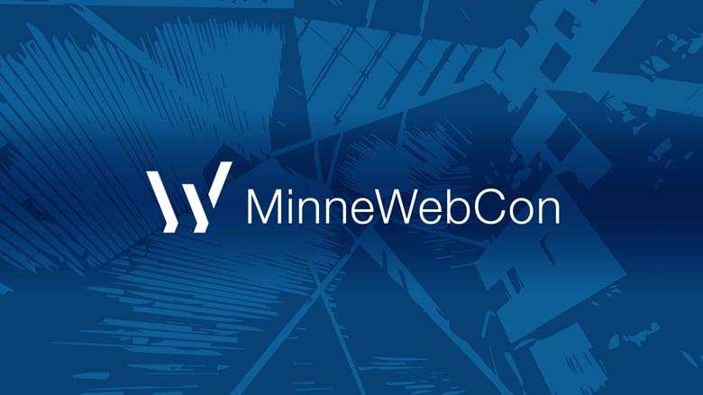 MinneWebCon banner