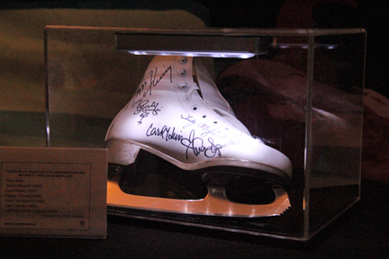 Olympic Champion Signatures