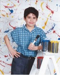 Thomas 3rd grade 1995