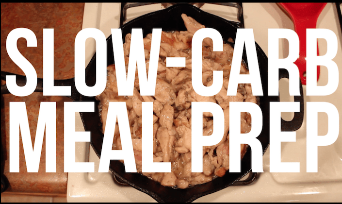 A Little Movie On Meal Prepping