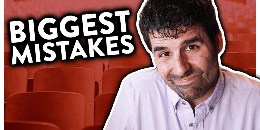 5 BIGGEST MISTAKES I've Made As A Teacher