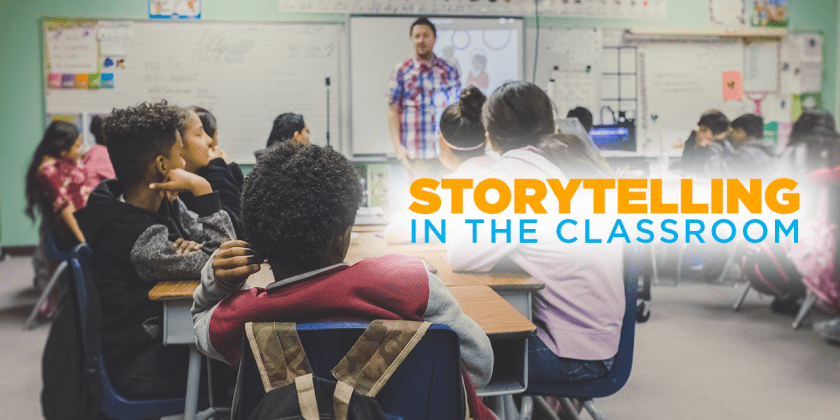 How to Use Storytelling in the Classroom