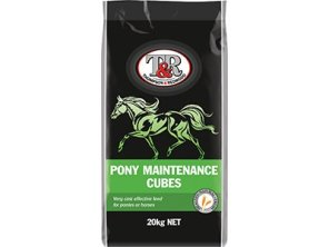 Thompson and Redwood Pony Maintenance Cubes