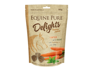 Equine Pure Carrot Mint