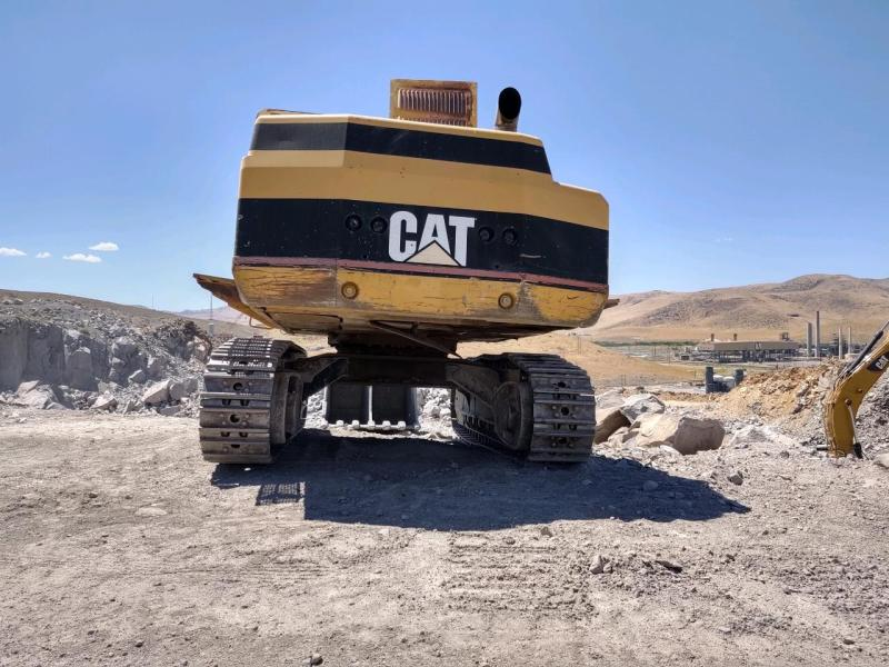 2003 Caterpillar 365BL ME Rear