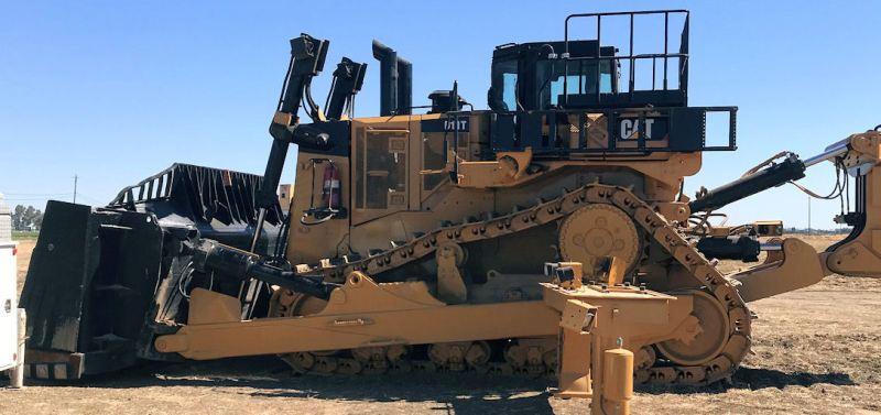 2012-CAT-D11T - D11T-LS-DOZER-ON