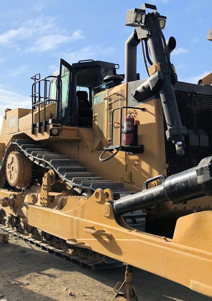 2012-CAT-D11T - D11T-RF