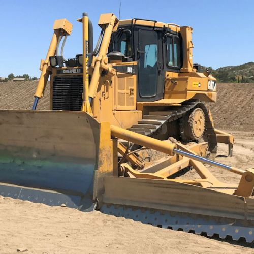 2008 Caterpillar D6T XL