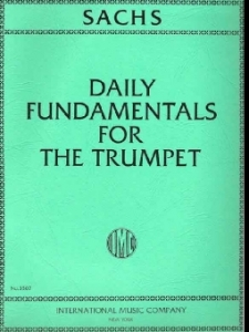 Sachs - Daily Fundamentals for Trumpet