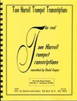 Harrell, Tom -- The Real Jazz Trumpet Transcriptions