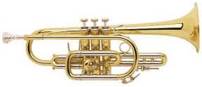 Bach Stradivarius Standard Model Bb Cornet Model 181