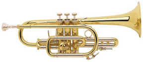 Bach Stradivarius Standard Model Bb Cornet Model 181