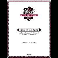 Hummel, J. N. — Concerto in E-Major, edited by David Hickman
