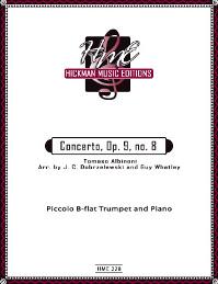 Albinoni - Concerto, Op. 9, no. 8