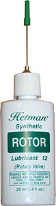 Hetman Synthetic Oil Rotar  - Lubricant 12