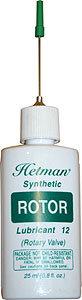Hetman Synthetic Oil Rotar  - Lubricant 12