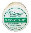 Hetman Synthetic Slide Gel Plus - Lubricant 7p