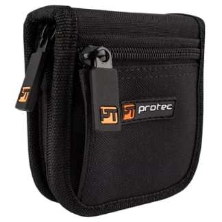 Pro Tec Nylon 2 Piece Zip Trumpet Mouthpiece Case A220ZIP