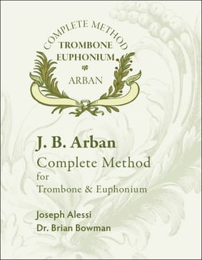 Arban Complete Method for Trombone