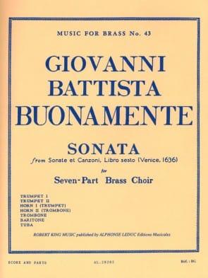 Buonamente -- Sonata for Brass Septet