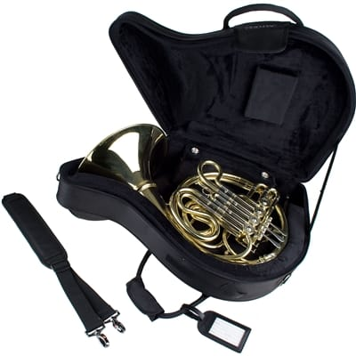 Pro Tec Pro Pac Contoured French Horn Case PB316CT