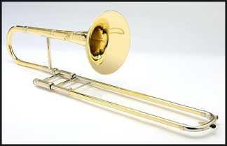 S.E. Shires Alto Trombone