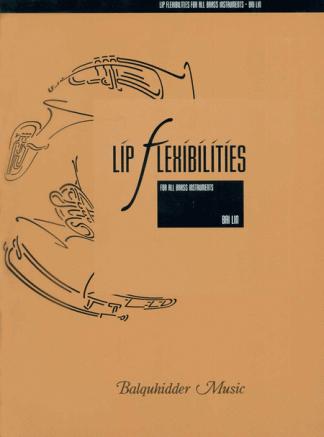 Bai Lin - Lip Flexibilities for Trumpet