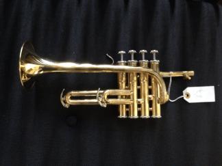 Larson Bb/A Piccolo Trumpet